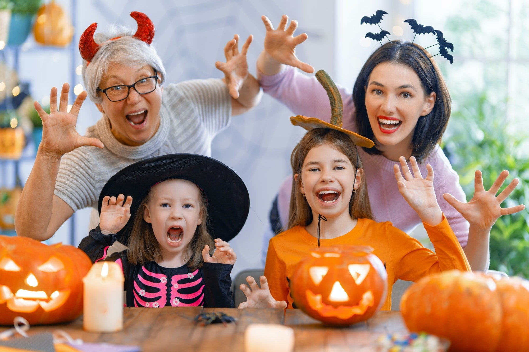 Cavity-Free Halloween