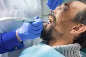 regular dental cleanings