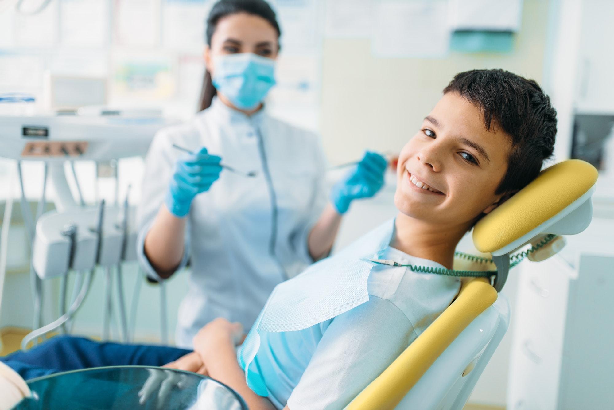 benefits of dental sealants for children